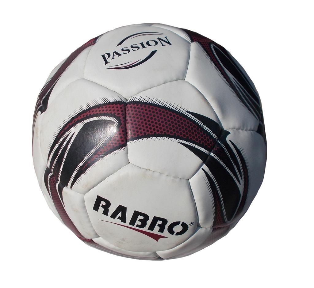 Rabro Passion PVC Football Size 5