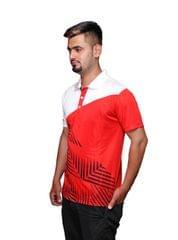 Port RedWhitT-Shirt702