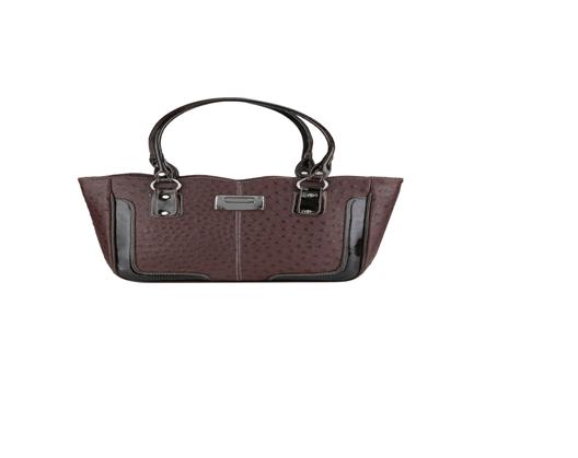 Port Exclusive Coco Leather Shoulder Bag