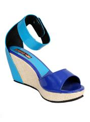 Port Multicolored Women's Wedge Heels