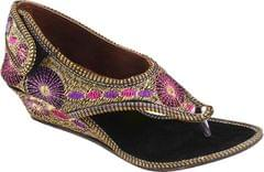Port Rajasthani Women's Sandals,Slippers