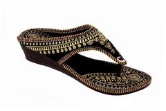 Port Rajasthani Jaipuri Girls Women Modern Stylish Sandals