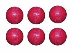 Port Red Wind ball Pack of 6