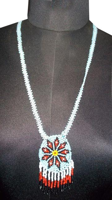 Port Exclusive Multicolored Beaded Necklace Set