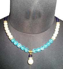 Port Exclusive Multicolored Pearl Necklace Set