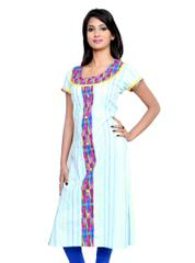 Port Women's Assorted Cotton Kurti (Best Deal Rs. 299)
