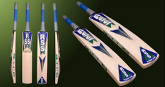Montey Sports RSS Attack Force Kashmir Willow Cricket Bat (Pack of 1 Bat)
