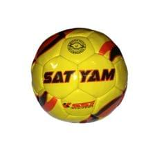 Satyam Sports Yellow Football