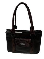 Caliber Tan Casual Shoulder Bag For Women's