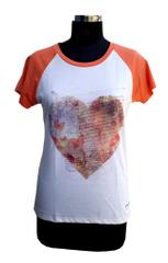 Port Orange Top For Women's