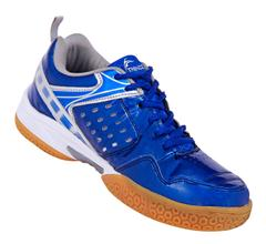 Trendz Pvc Blue Badmintion Shoes