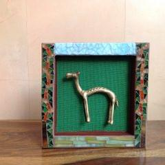 Dhokra Animal Wall Decor
