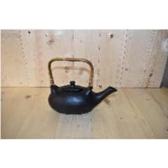 Oval tea Pot