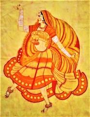 Baatik Painting - Banjaarin