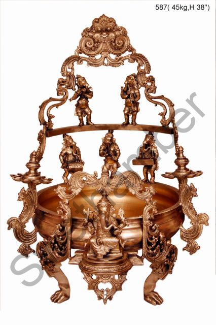 Bronze Urli