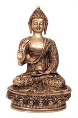 Brass Buddha - Small