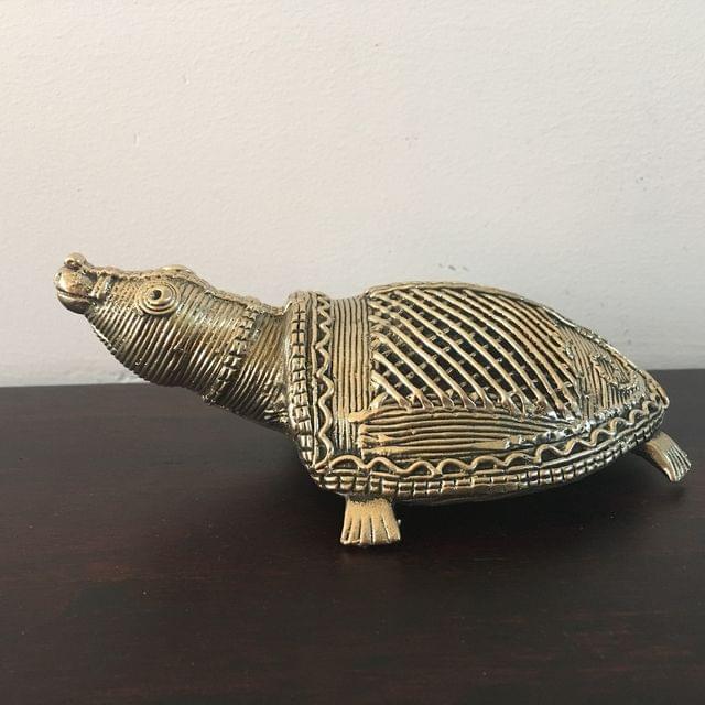 Dhokra - Tortoise