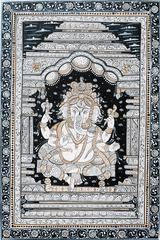 Pattachitra - Ganesha