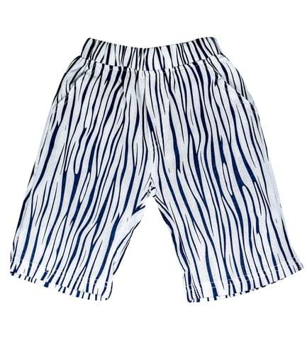 Shorts - Blue Stripes