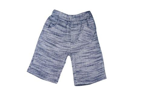 Shorts - Blue Pattern