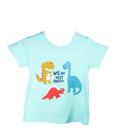 NightWear - Green Dino w/ Gray Dino PJ