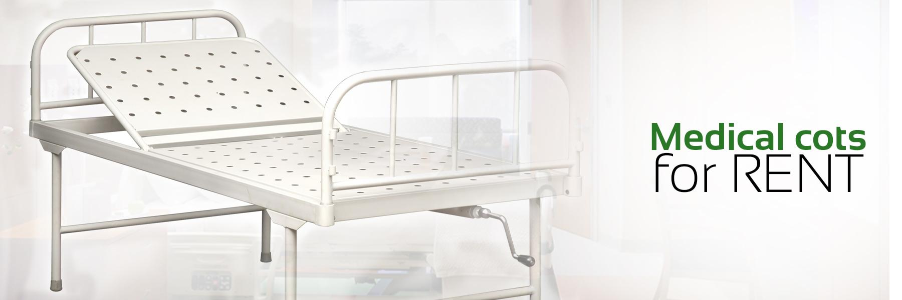 Medical cots on Rent