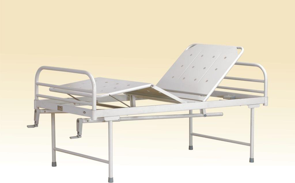 Medical Cot with Head and Foot Elvator on Rent