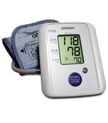 Omron HEM-8711 Upper Arm Blood Pressure Monitor