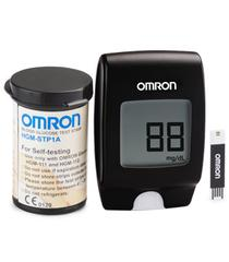 Omron HGM-STP1A-AP25 Blood Glucose Strips