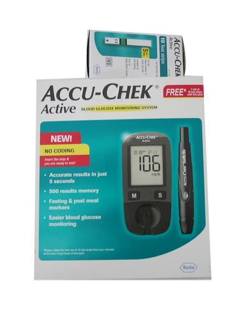 Buy Accu Chek Active Glucometer