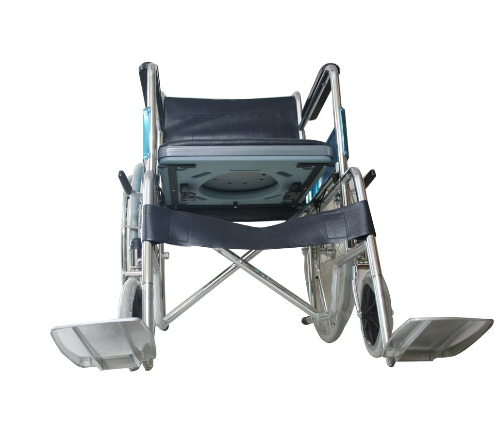 Karma Commode Wheelchair Rainbow