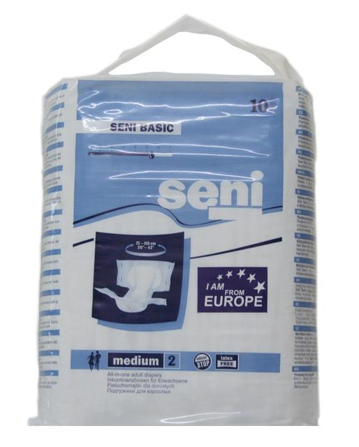 Seni Basic Adult Diapers