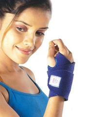 Vissco 1415 Neoprene Wrist Brace With 1 Bio-Flex Magnets