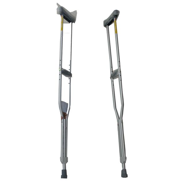 Buy Vissco Invalid Under Arm Auxiliary Crutches