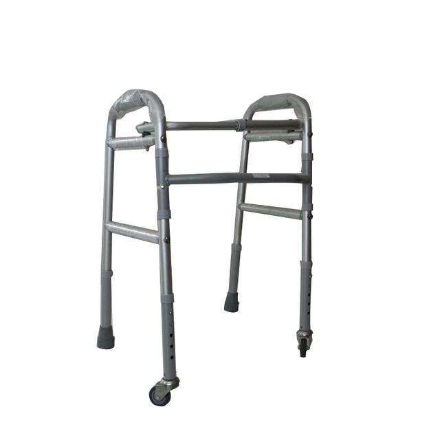 Vissco Invalid Walker with Castors 0902