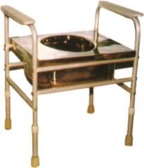 Vissco Commode With Cover - 0913