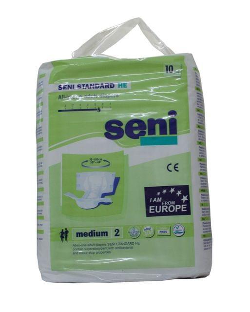 Seni Standard Adult Diaper HE Pack Online