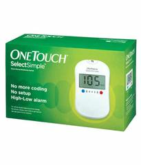 One Touch Select Simple Blood Glucose Monitor
