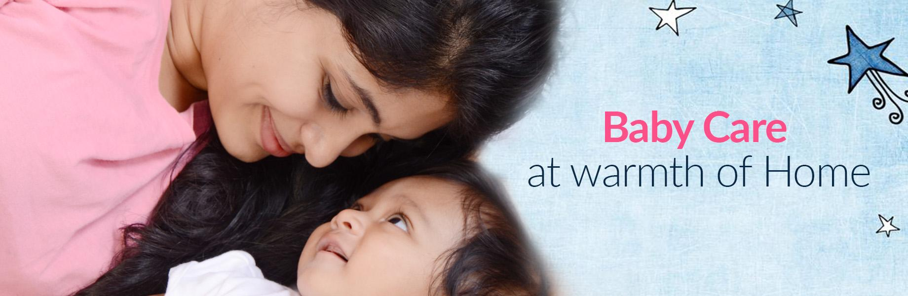 Nanny Care Services at Home