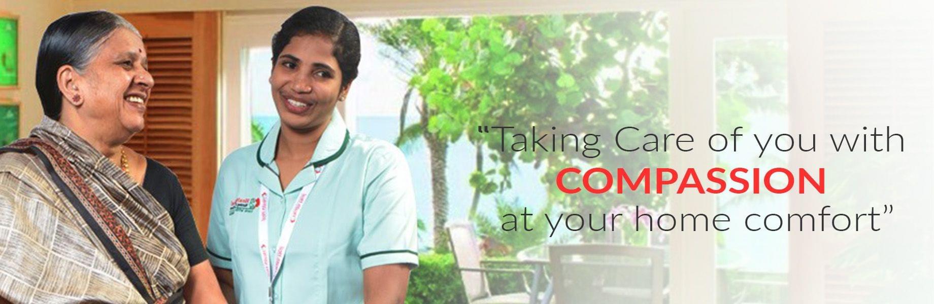 Nursing Care Services in Bangalore