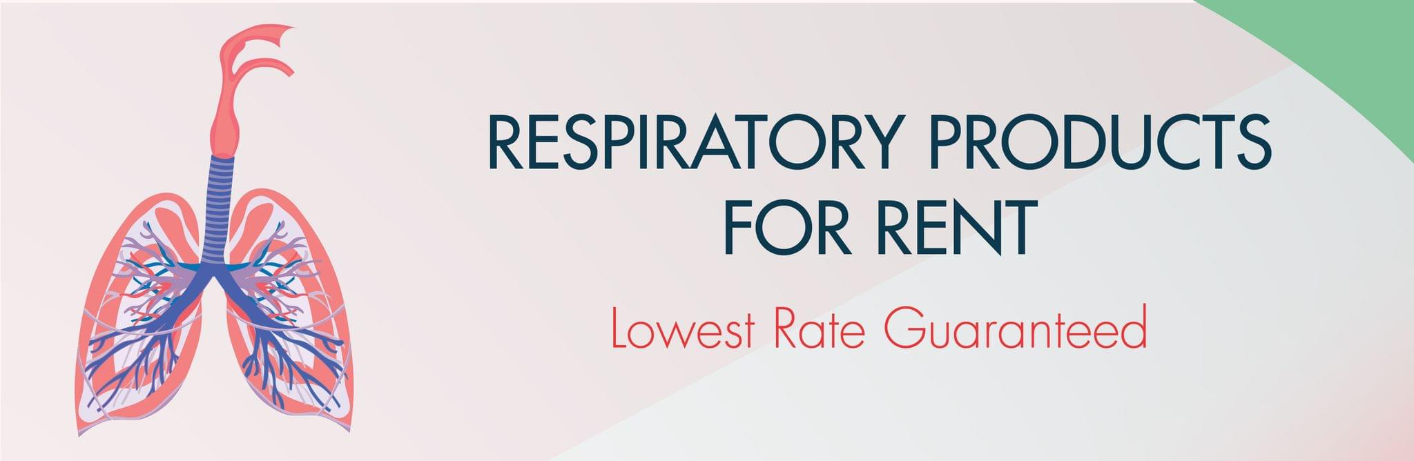 Offers on Respiratory Aids Rental