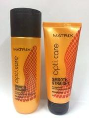 Matrix Opticare SmoothStraight Shampoo & Conditioner COMBO