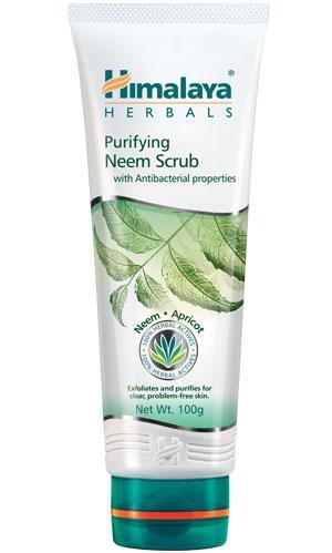 Himalaya Purifying Neem Scrub 100ml