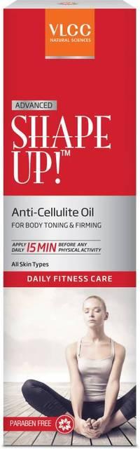 VLCC Shape Up Anti-Cellulite Oil  (100 ml)