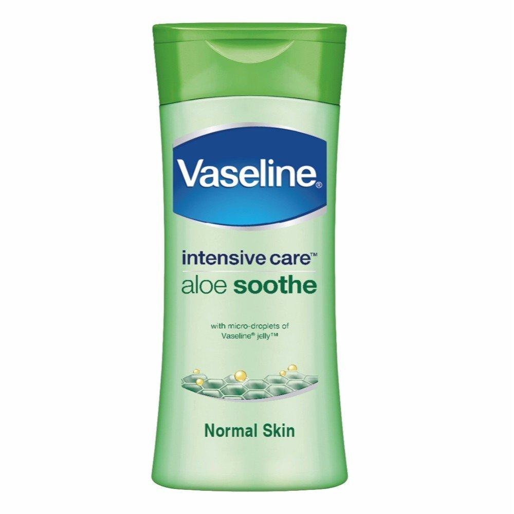 Vaseline Intensive Care Aloe Soothe Non Greasy Body Lotion,300ml
