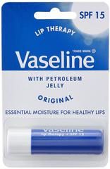 Vaseline Lip Therapy Original, 4gm