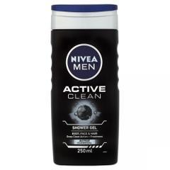 Nivea Men Active Clean Shower Gel_250ml