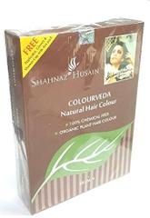 SHAHNAZ HUSAIN COLOURVEDA NATURAL HAIR COLOR Brown 100g