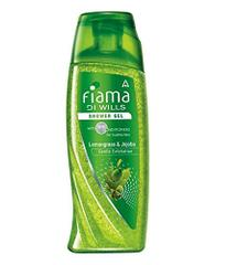 Fiama Di Wills Lemongrass and Jojoba Gentle Exfoliation Shower Gel, 250 ml