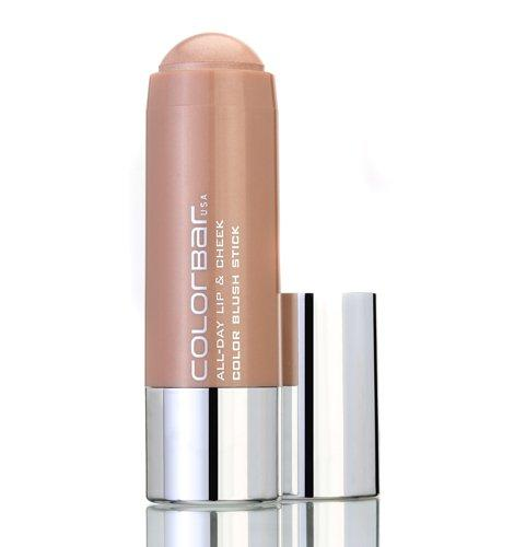 Colorbar All Day lip & Cheek Color Blush Stick 5gm_001-Rose Gold